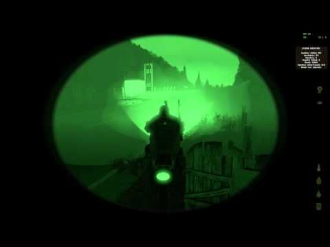 DayZ: Midnight Ride with Night Vision Goggles - http://nightvisiongogglestoday.com/night-vision-googles-for-sale/dayz-midnight-ride-with-night-vision-goggles/