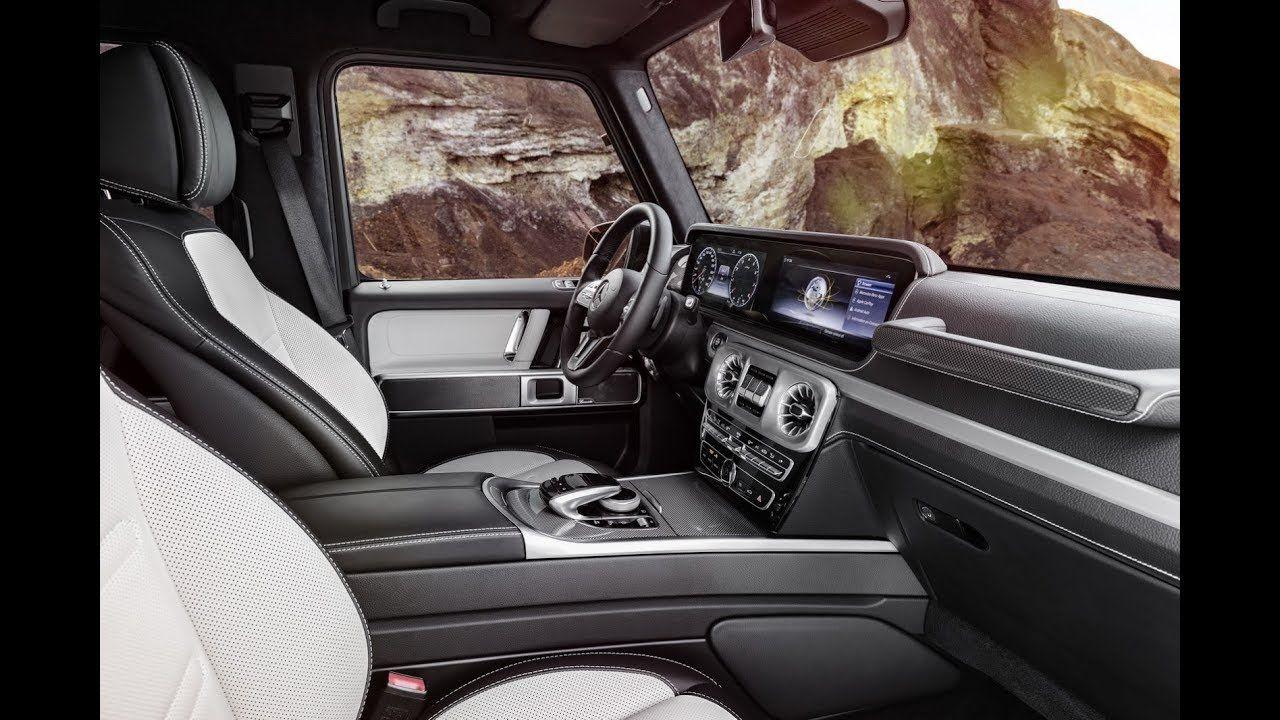 2019 G Class Interior Detail Car News 24h Benz G Class