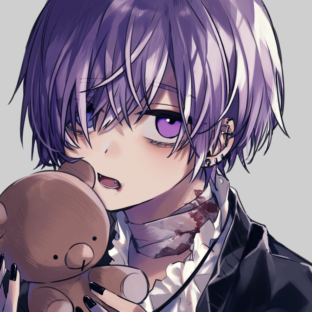 รูปภาพ Yandere anime, Cute anime boy, Anime chibi