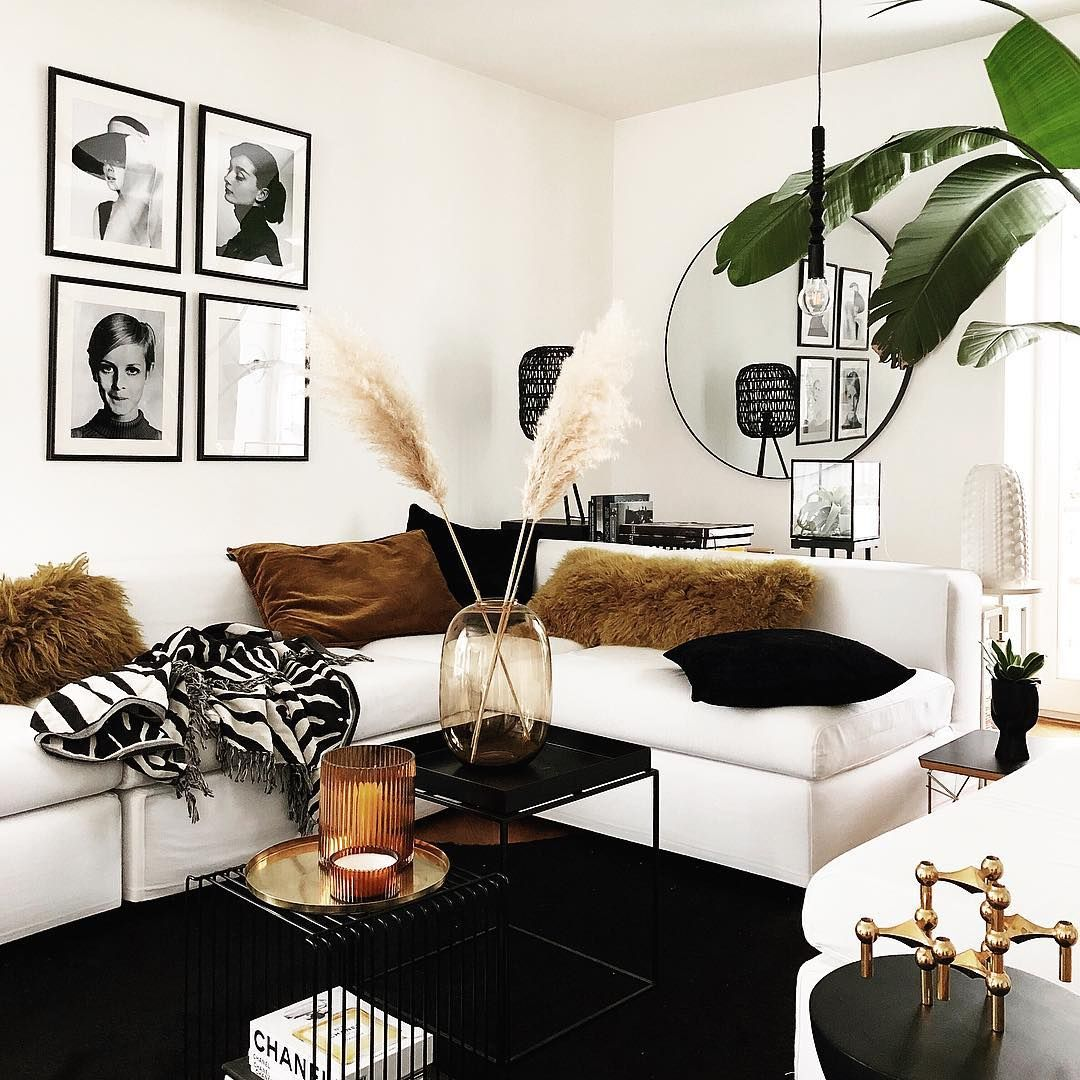 Pampas Grass: How To Decorate With The Interior Design Trend That's Everywhere Right Now - Fashion To Follow