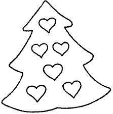 Resultado de imagen de patrones de fieltro gratis para - Figuras navidenas para imprimir ...