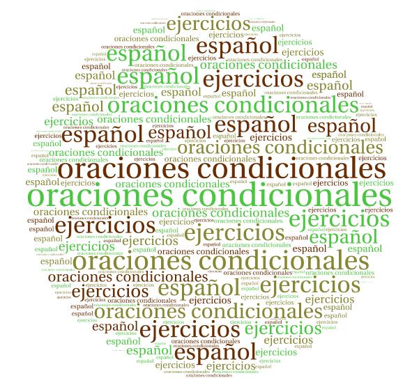Oraciones condicionales (ejercicios)   EL CONDICIONAL ...