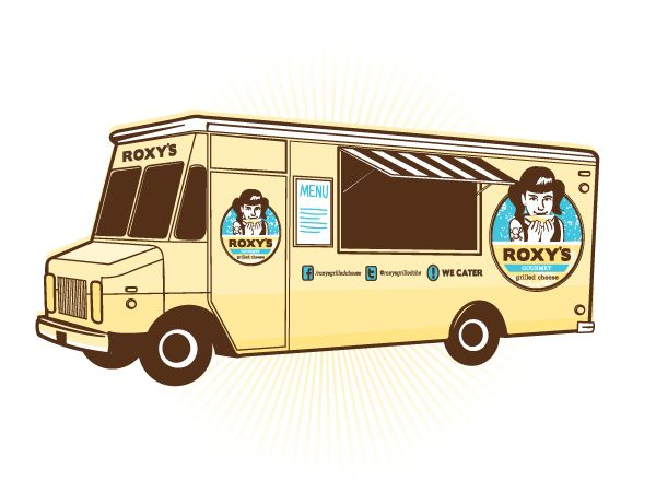 Roxys Grilled Cheese Food Truck