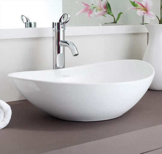 Buy Hindware Essence Table Top Basin 91046 In Washbasins Through