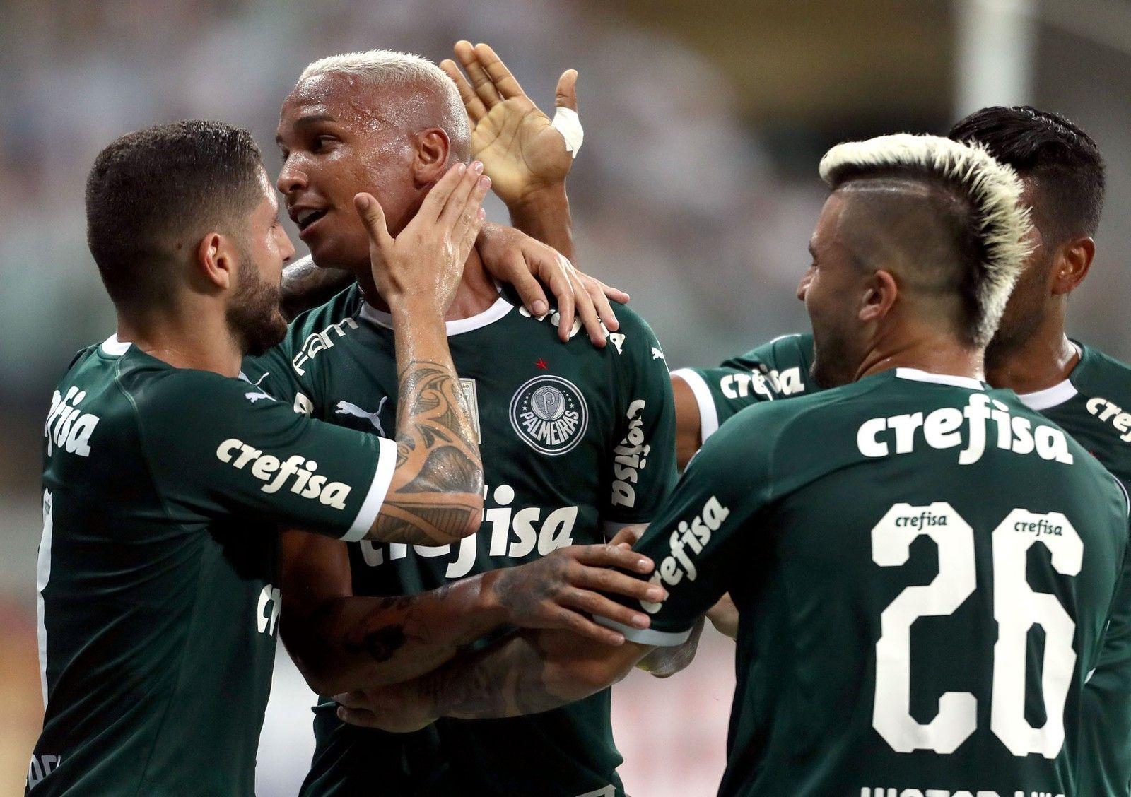 Deyverson. Palmeiras 1 x 0 BotafogoSP Botafogo sp