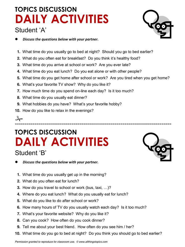 English Chat | Learn english, Conversational english ...