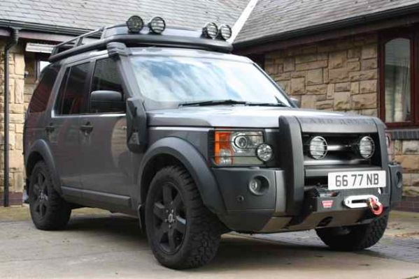 Disco3 Co Uk View Topic G4 Black Overland D3 Project Land