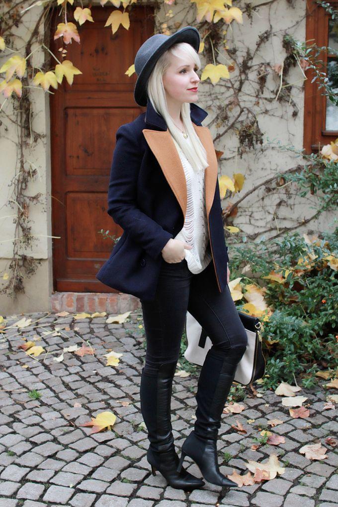 winter/ autumn outfit   http://zukkermaedchen.de/2014/12/girl-watch.html/