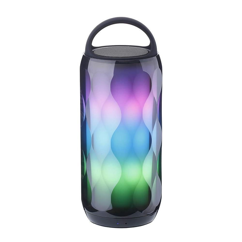 Greadio Led Bluetooth Speaker Rgb Touch Night Light 5w Portable Ebay Link