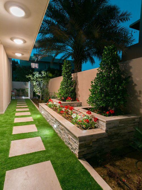 The Great Home Yard Design 10433 Side Yard Landscape Design Ideas ...