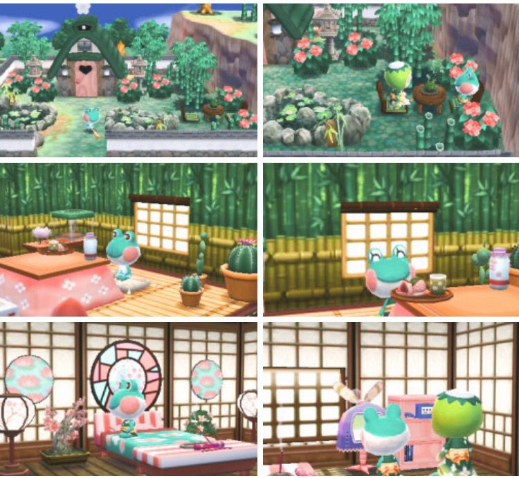 Super cute animal crossing happy home designer room also best imal images in rh pinterest