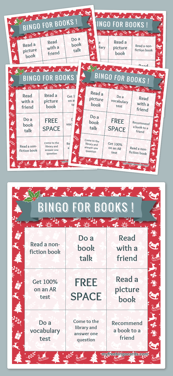 Free Printable Bingo Cards   Bingo   Pinterest   Free printable ...