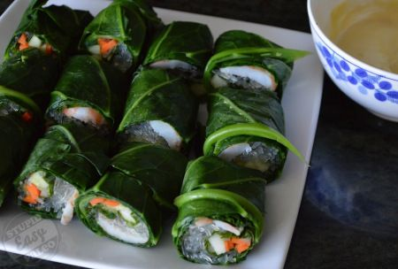 Paleo spring rolss lunch pinterest spring rolls paleo recipes paleo fresh spring rolls stupid easy paleo easy paleo recipes to help you just eat real food forumfinder Gallery