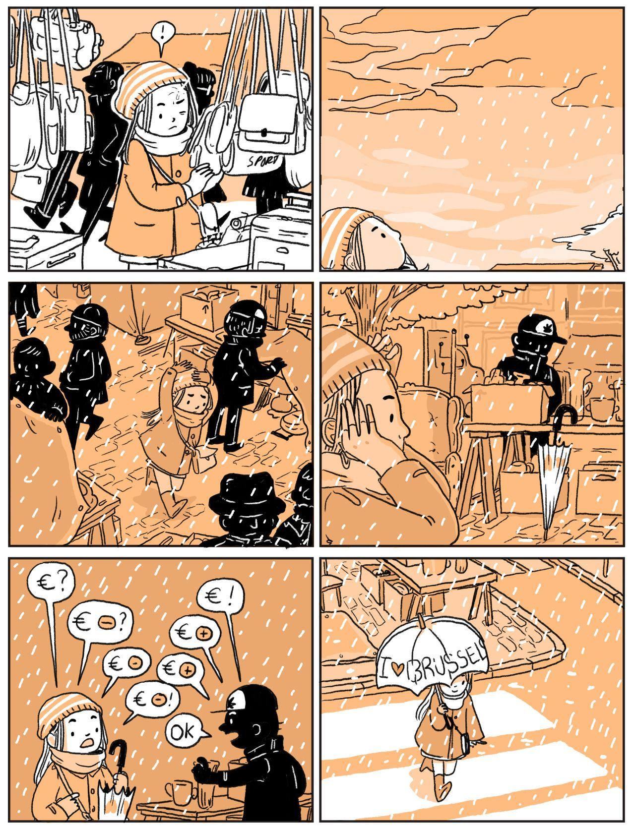Comics Dialogue