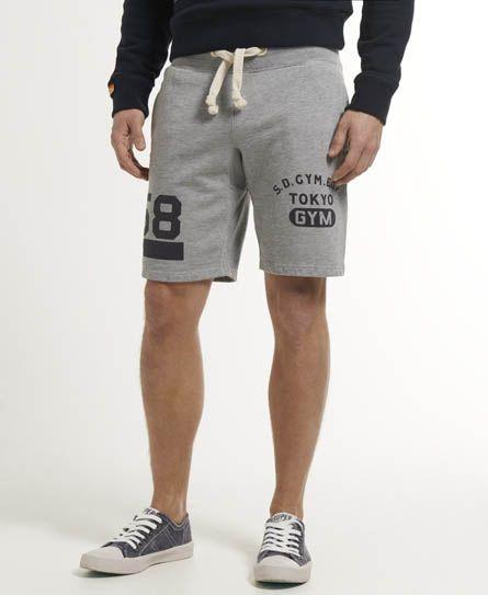 Superdry Pantalones cortos de estilo jogging Pommel  f7b8b51d7d1e
