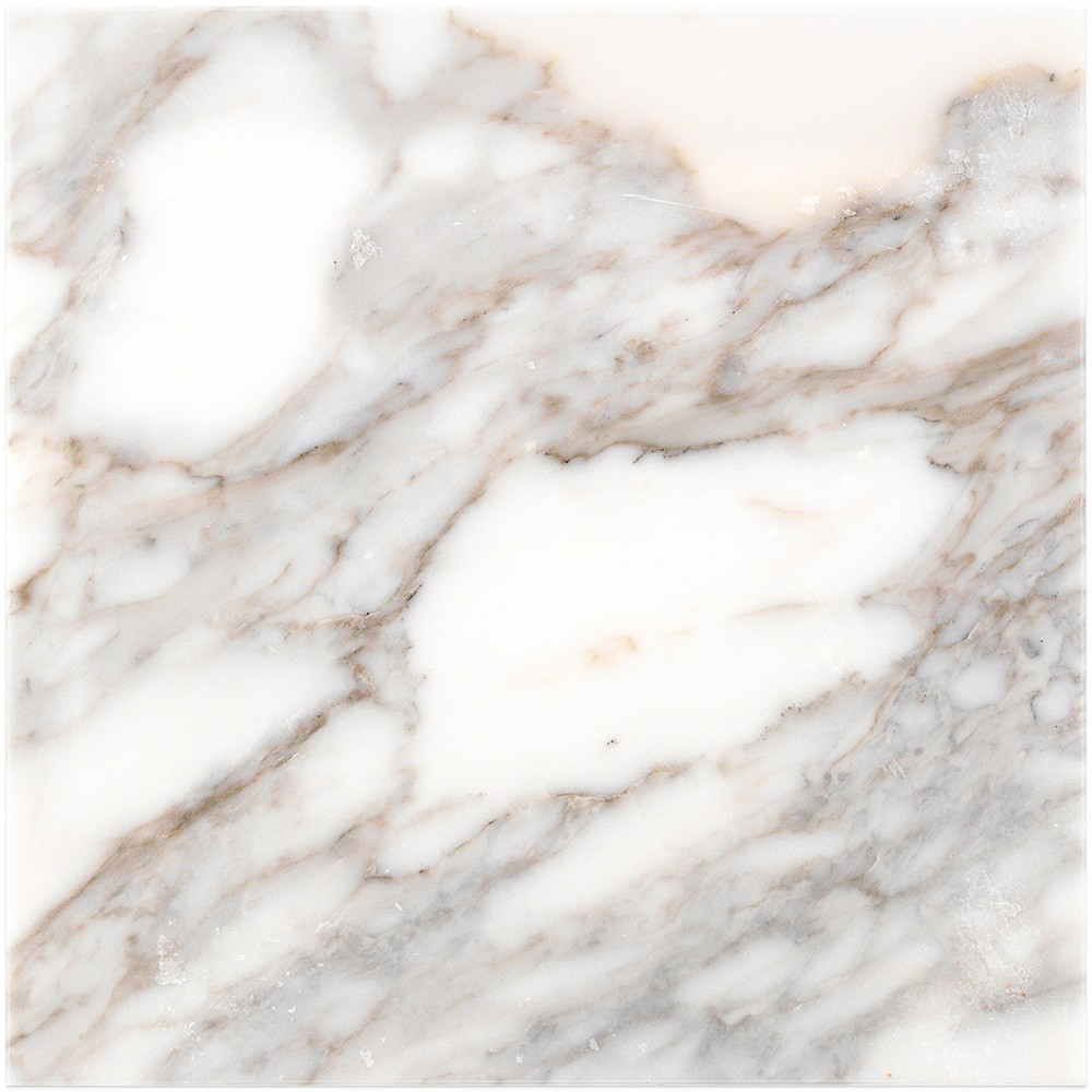 Calacatta Gold 12x12 Polished Marble Tile In 2020 Polished Marble Tiles Calacatta Gold Calacatta Gold Marble