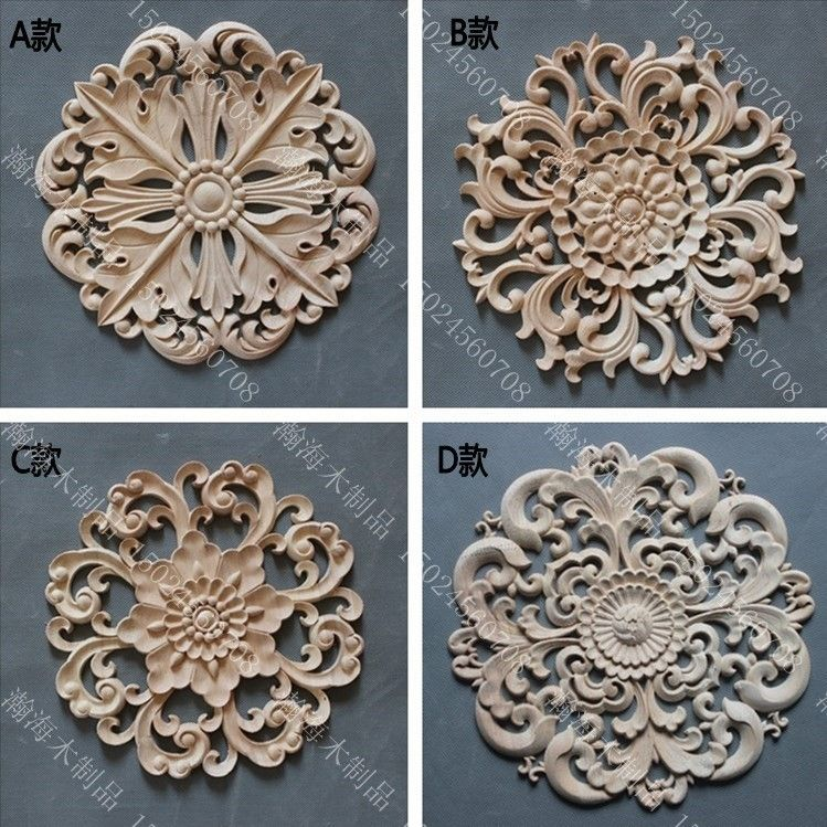 Good Cheap Wood Carving, Buy Quality Wood Fashion Directly From China Wood Wood  Suppliers: Circle Door Decoration Applique Fashion Furniture Cabinet Door  Kidney ...