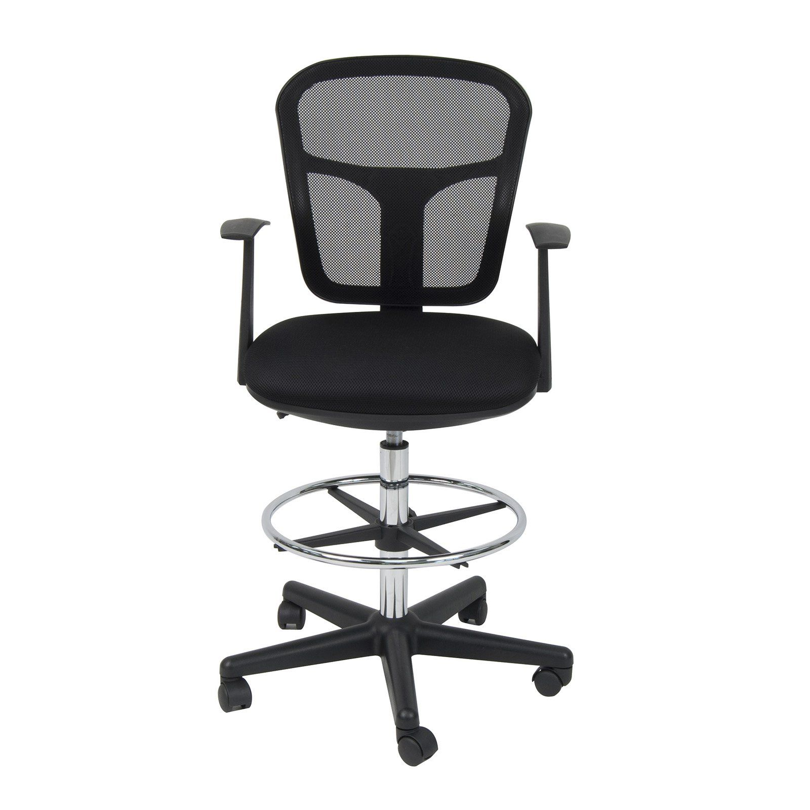 Office chair for drafting table - Studio Designs Riviera Drafting Chair The Studio Designs Riviera Drafting Chair Is A Versatile