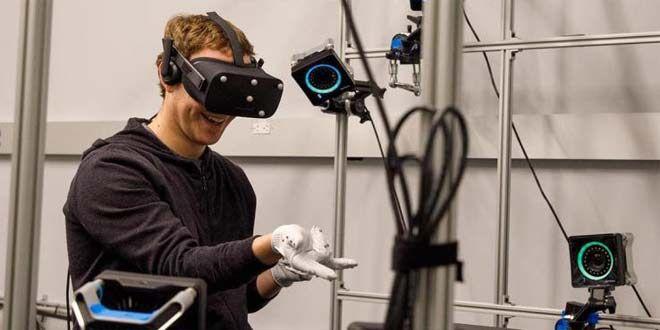 Mark Zuckerberg, Facebook üzerindeOculus Rift sanal gerçeklik gözlüğüile alakalı kullanılacakyeni...