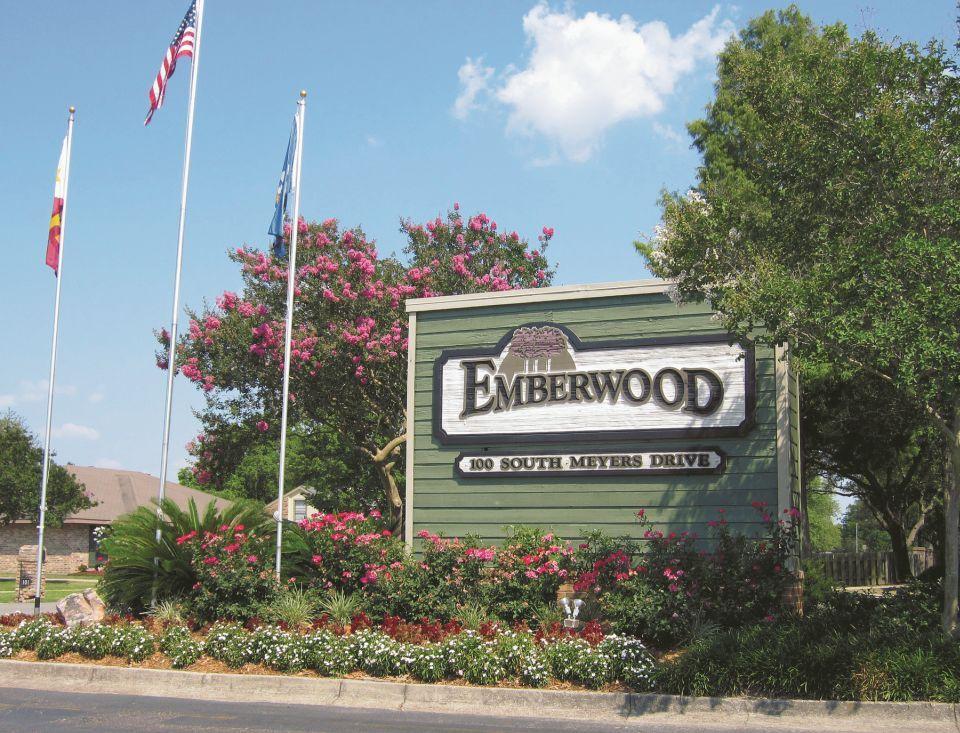 Emberwood Apartments in Lafayette, LA Apartment, Lafayette