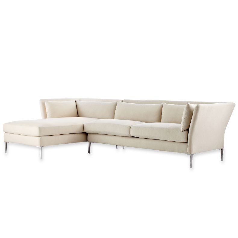 Jcpenney Design By Conran Lulworth Sectional Left Arm Facing Chaise Jcpenney Sectional Living Room Collections Home