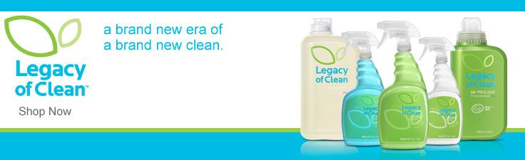 Completely organic cleaning and home care products - Powerful and gentle at the same time.