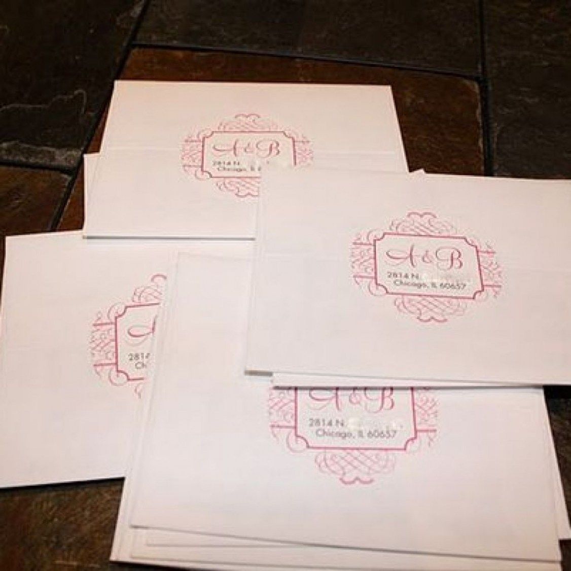 Attractive 30 Address Etiquette Invitation Return Wedding Amazing Ideas
