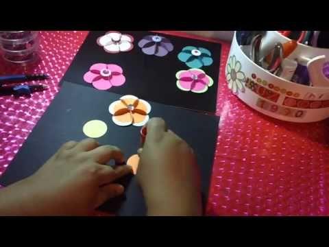 Como Hacer Flores De Papel Faciles Y Bonitas Paso A Paso 3d Original