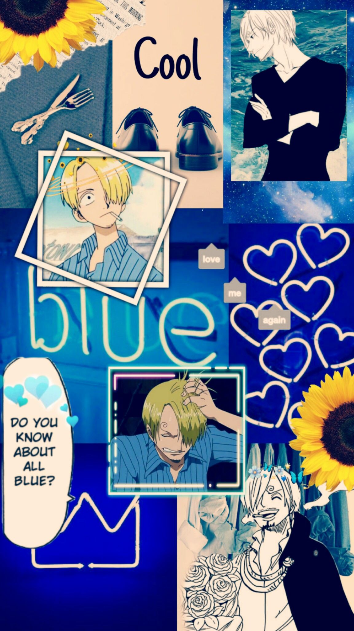 Sanji One Piece Sanji Aesthetic Anime Wallpaper One Piece Wallpaper Iphone One Piece Anime