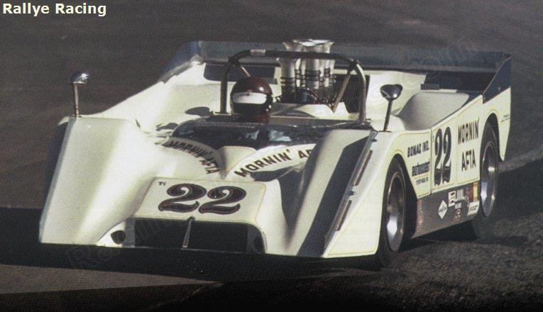 Jackie Oliver Autocoast Ti 22 Chevrolet Autocoast Titanium