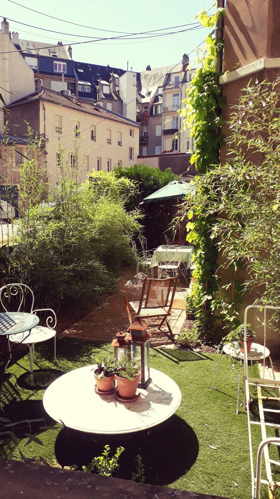 Avenuefoch Metz Korniloff Mon Petit Jardin Au Centre Ville