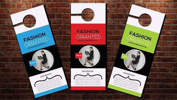 Business Door Hanger Template Door hanger template, Psd - door hanger design template
