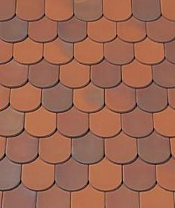 Flat Clay Roof Tiles Types Of Roofing Shingles And