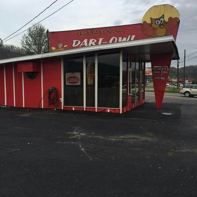 Howdys Dariowl Ice Cream Spot In Follansbee West Virginia West Virginia Places Virginia