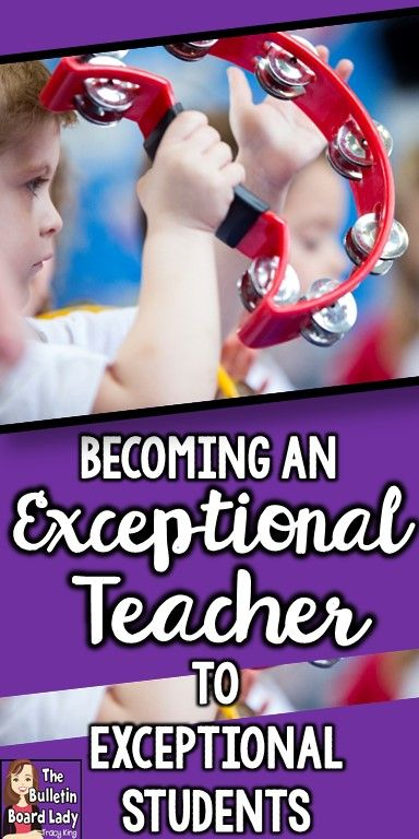 Learn about one music teacher's journey to becoming an exceptional teacher to students with exceptional needs.  Tips for lesson planning and dealing with the very unique situations that can arise when teaching students with exceptionalities.