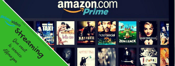 J'ai trompé Netflix avec Amazon Prime Vidéo Netflix