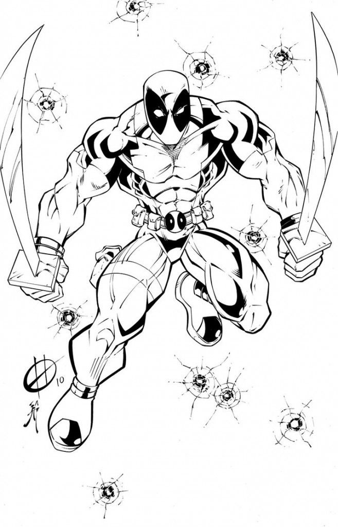 Free Printable Deadpool Coloring Pages For Kids Avengers Coloring Pages Marvel Coloring Tinkerbell Coloring Pages
