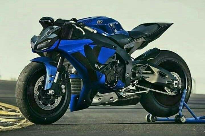 Yamaha R1 Jakusa Design Motorräder Motori