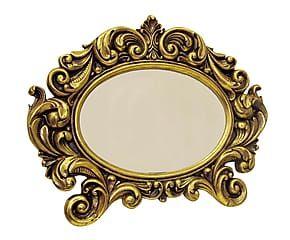Cornice portafoto da tavolo in poliresina Ophelia - 26x21x2 cm