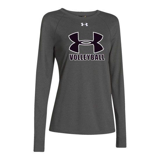 Under Armour Women S Volleyball Locker Long Sleeve T Shirt Under Armour T Shirts Under Armour Women Long Sleeve Tshirt Men