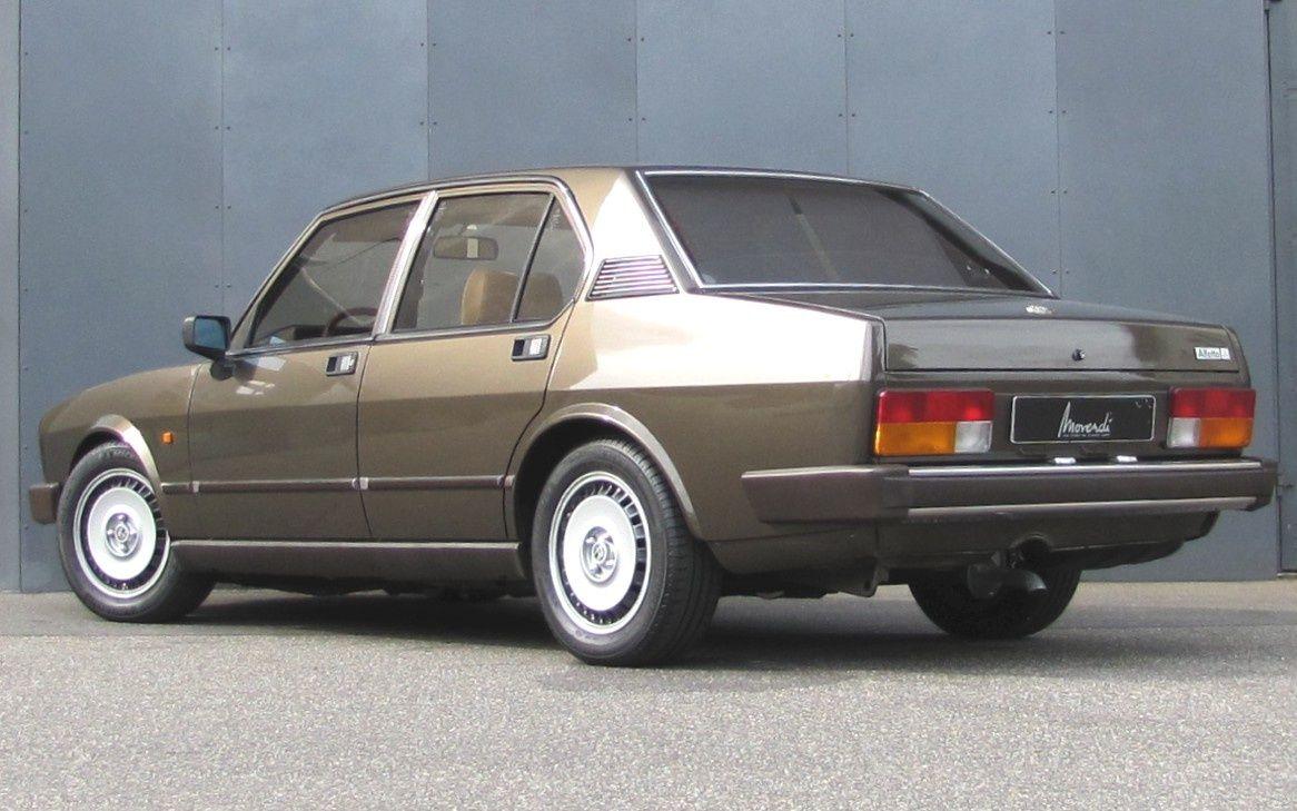 1983 Alfa Romeo Alfetta Alfa Romeo Automobile Vecchie Auto