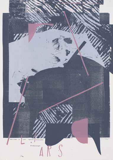 Image of Liars - Fordamage - Damien Tran #print #graphic #design