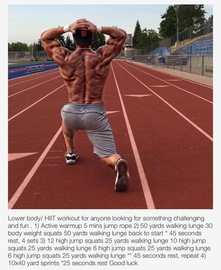 Joe donnelly hiit intense workout sprint workout