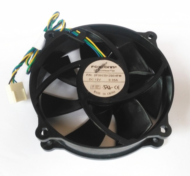 Foxconn Df0922512sehfm 0 35a 12v Hydraulic Cooling Fan In 2020
