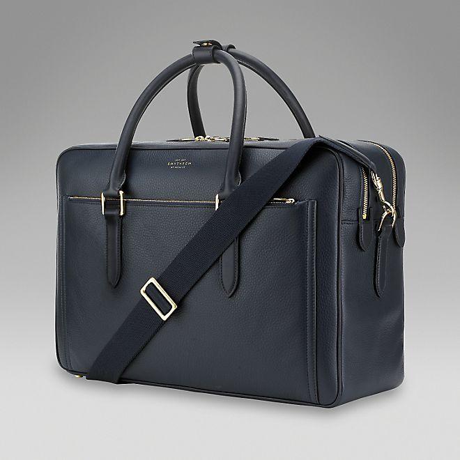 24 hour travel bag - Smythson