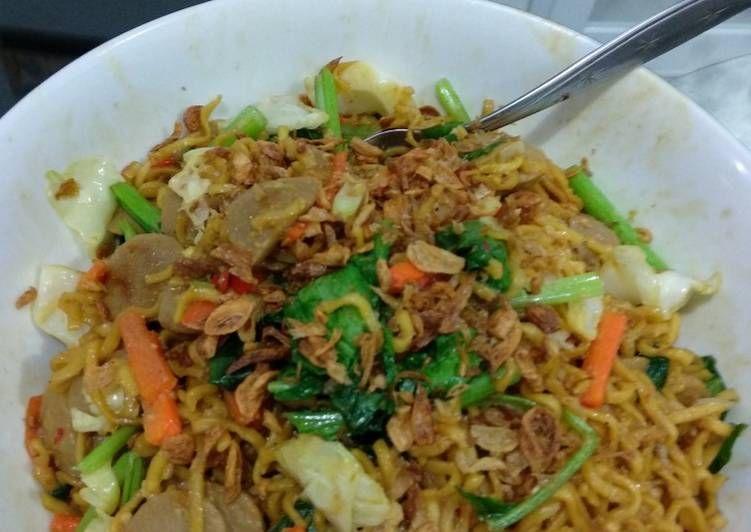 Resep Mie Goreng Bekal Sekolah Anak Suami Oleh Sita Resep Resep Makanan Resep Masakan Indonesia