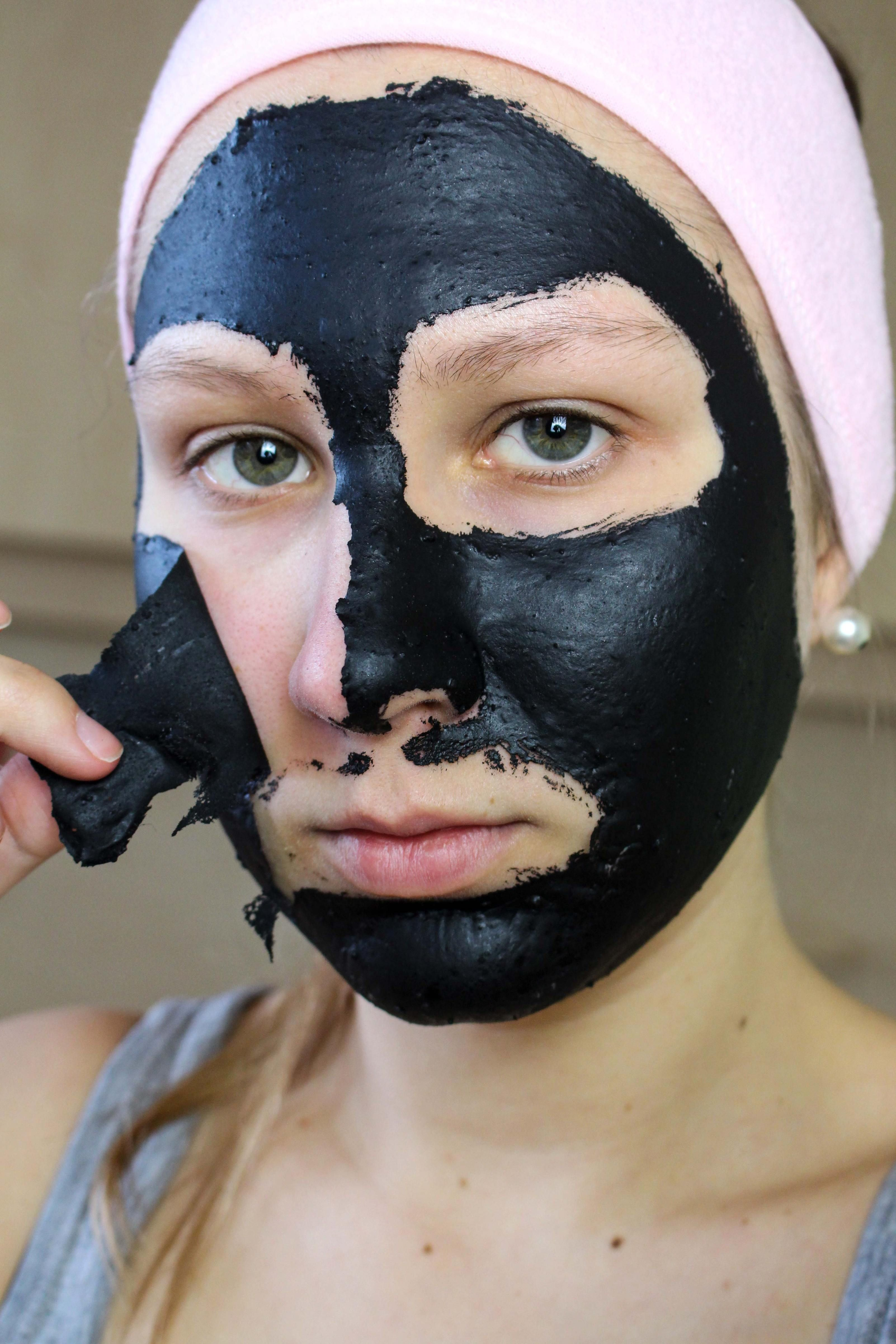 blackhead maske zum selbermachen pflege pinterest masken masken selber machen und kosmetik. Black Bedroom Furniture Sets. Home Design Ideas