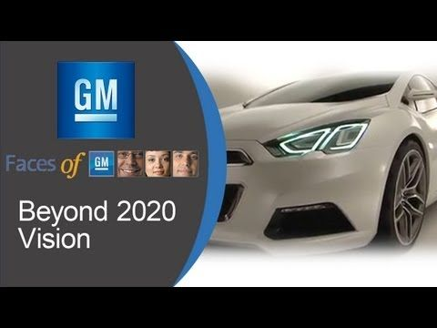 Beyond 2020 Vision - Frank Saucedo - Faces of GM