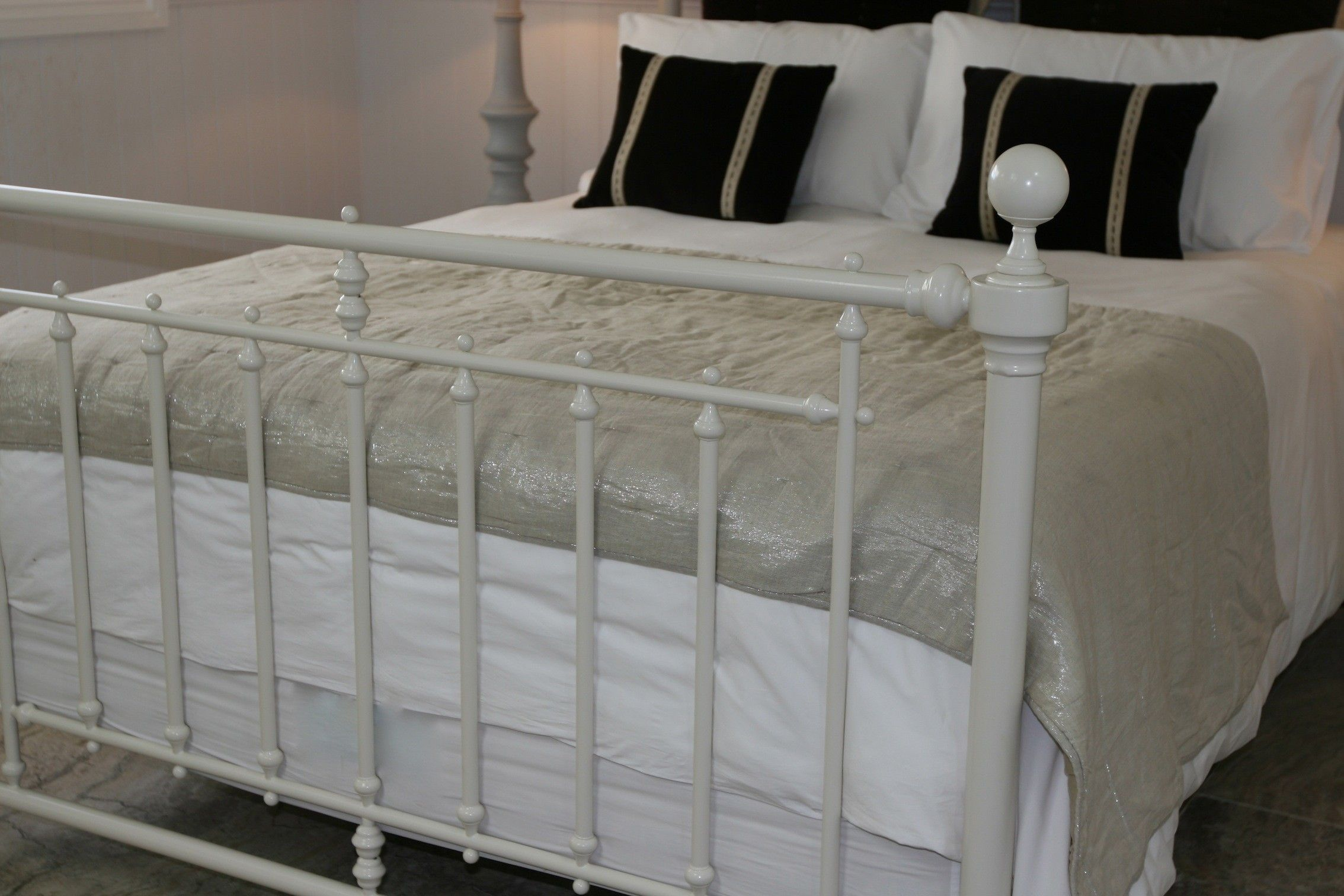 Image result for king size bed frame australia Tall bed