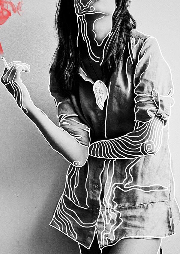 Vanessa Hudgens Photography Illustration Photo Art Art Design